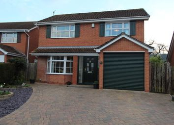 Thumbnail 4 bedroom detached house for sale in Arrowfield Close, Whitchurch, Bristol