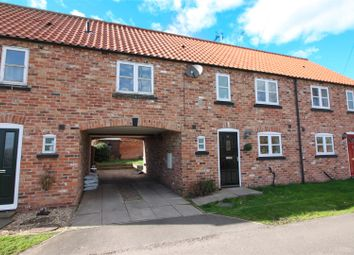 Thumbnail 3 bed terraced house for sale in Ducie Lane, Bole, Retford