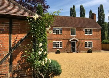 Thumbnail 5 bed detached house to rent in South Farm Lane, Bagshot