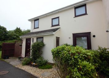 Thumbnail 3 bed semi-detached house for sale in Chatsworth Way, New Milton