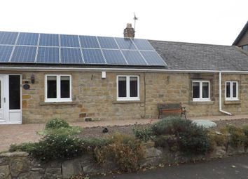 Thumbnail 3 bed cottage for sale in High Hauxley, Morpeth, Northumberland