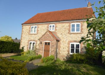 Thumbnail 4 bed detached house to rent in Wretton Road, Boughton, King's Lynn