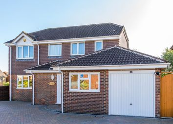 Thumbnail 4 bed detached house for sale in The Hollies, Wellingborough
