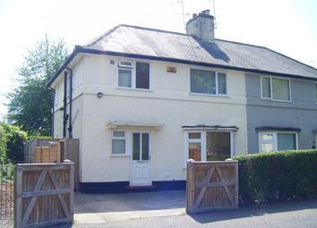 Thumbnail 3 bed semi-detached house for sale in Bracton Drive, Nottingham, Nottinghamshire