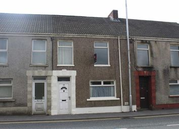Thumbnail 4 bed terraced house for sale in Cwmamman Road, Ammanford