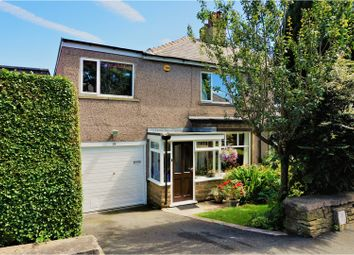 Thumbnail 4 bed semi-detached house for sale in Court Lane, Halifax