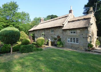 Thumbnail 4 bed cottage for sale in Stubben Edge Cottage, Ashover, Chesterfield