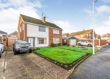 Thumbnail 3 bed semi-detached house for sale in Grovelands Crescent, Fordhouses, Wolverhampton