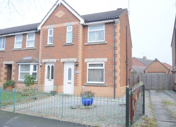 Thumbnail 2 bedroom semi-detached house for sale in Lindengate Avenue, Hull, North Humberside