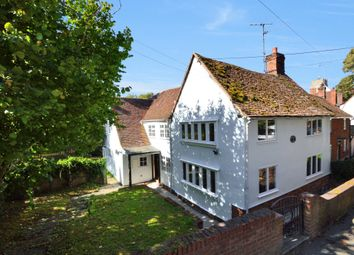 Thumbnail 4 bed semi-detached house for sale in Sible Hedingham, Halstead, Essex