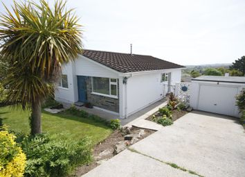 Thumbnail 3 bed detached bungalow for sale in Vicarage Close, Budock Water, Falmouth