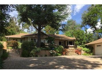 Thumbnail 4 bedroom property for sale in 4943 Palomar Drive, Tarzana, Ca, 91356