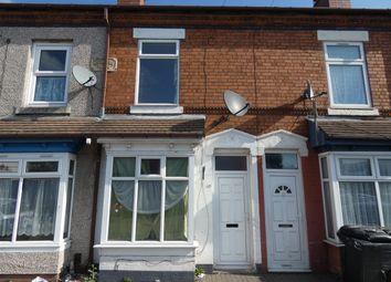 Thumbnail 2 bed terraced house for sale in Hay Road, Hay Mills, Birmingham