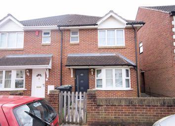 3 bed semi-detached house for sale in Leesland Road, Gosport PO12