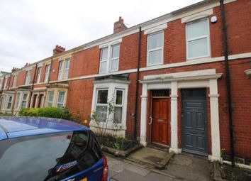 Thumbnail 5 bedroom terraced house for sale in Osborne Road, Newcastle Upon Tyne, Tyne And Wear