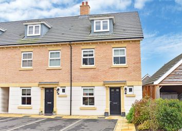 Thumbnail 4 bed town house for sale in Pickering Gardens, Harrogate