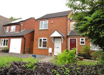 Thumbnail 2 bed semi-detached house to rent in 3 Golding Way, Ledbury, Herefordshire