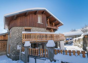 Thumbnail 3 bed detached house for sale in 73700 Bourg St Maurice, Savoie, Rhône-Alpes, France