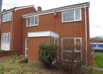 Thumbnail 3 bed end terrace house to rent in Devonshire Close, Chesterfield