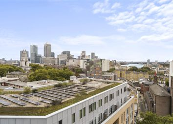 Thumbnail 1 bed property for sale in Iona Tower, Ross Way, London