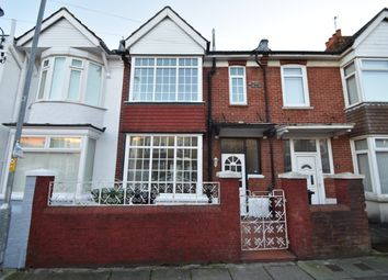 Thumbnail 3 bedroom terraced house for sale in Hewett Road, Portsmouth