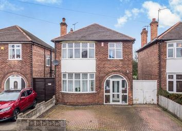 Thumbnail 3 bed detached house for sale in Franklyn Gardens, Nottingham, Nottinghamshire