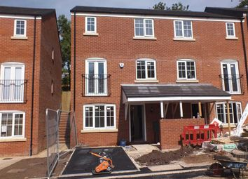 Thumbnail 4 bed town house to rent in Holly Close, Stalybridge