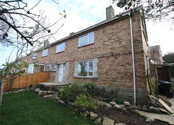 Thumbnail 3 bed semi-detached house for sale in Holmes Road, Swanage