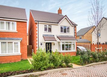 Thumbnail 4 bed detached house for sale in Rowan Drive, Emersons Green, Bristol