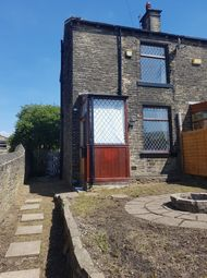 Thumbnail 1 bed end terrace house to rent in Hind Street, Wyke, Bradford