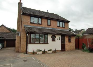 Thumbnail 4 bedroom detached house for sale in Hazel Grove, Stanborough Park, Garston, Watford