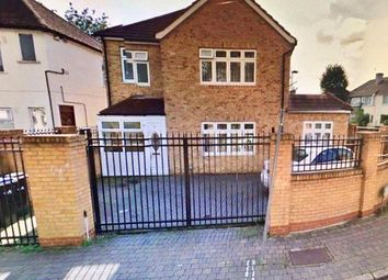 Thumbnail 4 bed detached house for sale in Bowood Rd, Enfield London
