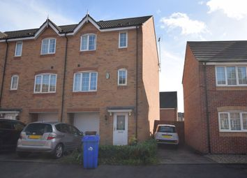 Thumbnail 4 bed town house for sale in Godwin Way, Stoke-On-Trent