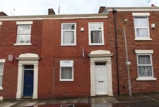 Thumbnail 4 bed terraced house for sale in Christ Church Street, Preston
