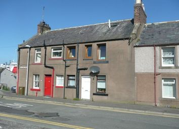 Thumbnail 1 bed flat to rent in William Street, Ferryden, Montrose
