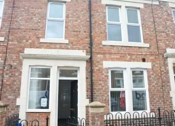 Thumbnail 1 bed terraced house to rent in Windsor Avenue, Bensham, Gateshead