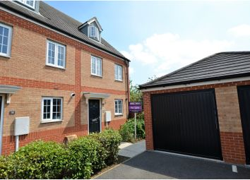Thumbnail 3 bed semi-detached house for sale in Turners Gardens, Northampton
