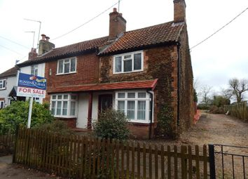 Thumbnail 3 bed end terrace house for sale in 68 Chapel Road, Pott Row, Kings Lynn, Norfolk