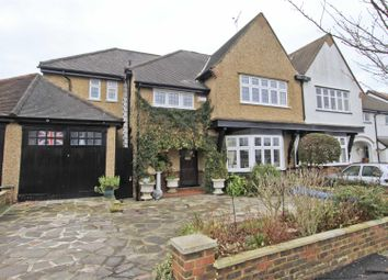 Thumbnail 4 bed semi-detached house for sale in Gerard Road, Harrow-On-The-Hill, Harrow