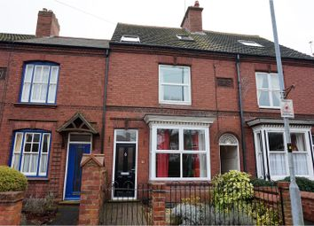 Thumbnail 3 bed terraced house for sale in Swepstone Road, Heather