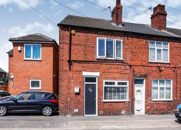 Thumbnail 2 bed end terrace house for sale in Girnhill Lane, Featherstone, Pontefract