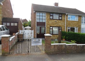 Thumbnail 3 bedroom semi-detached house for sale in Clifford Crescent, Leagrave, Luton