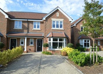 Thumbnail 4 bed detached house for sale in Fox Grove, Walton-On-Thames