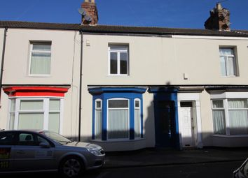 Thumbnail 2 bedroom terraced house for sale in Edwards Street, Stockton-On-Tees
