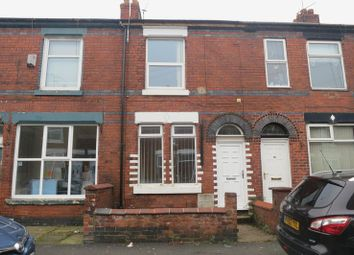 Thumbnail 2 bed terraced house to rent in Charles Street, Stockport