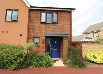 Thumbnail 2 bed semi-detached house to rent in Firefly Road, Upper Cambourne, Cambridge