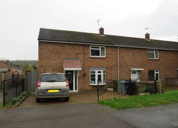 Thumbnail 3 bed end terrace house for sale in Muston Road, Grantham