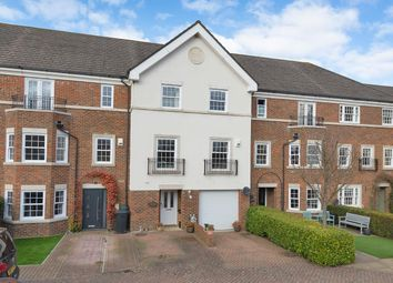 Cleeve Court, Kings Hill ME19. 4 bed town house for sale