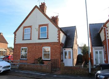 Thumbnail 3 bedroom semi-detached house for sale in Peveril Road, Duston Village, Northampton