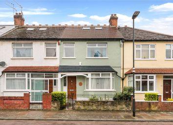 Thumbnail 4 bed terraced house for sale in Beechfield Road, Harringey, London